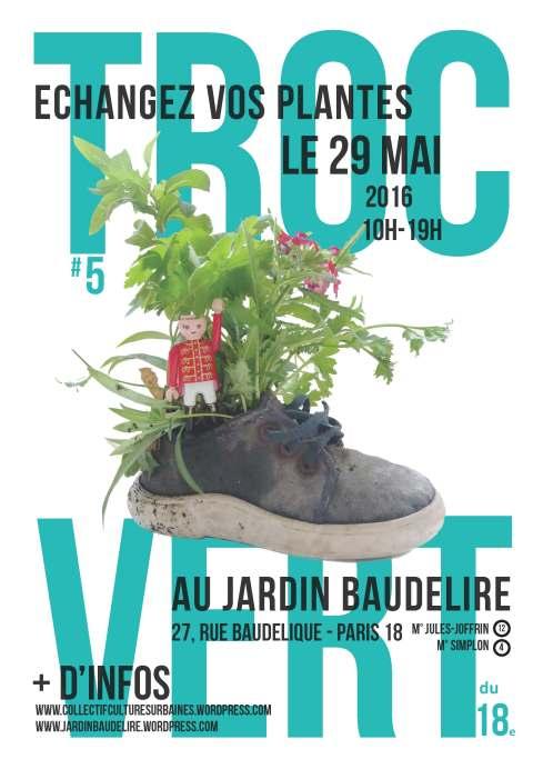 Affiche Troc Vert 2016