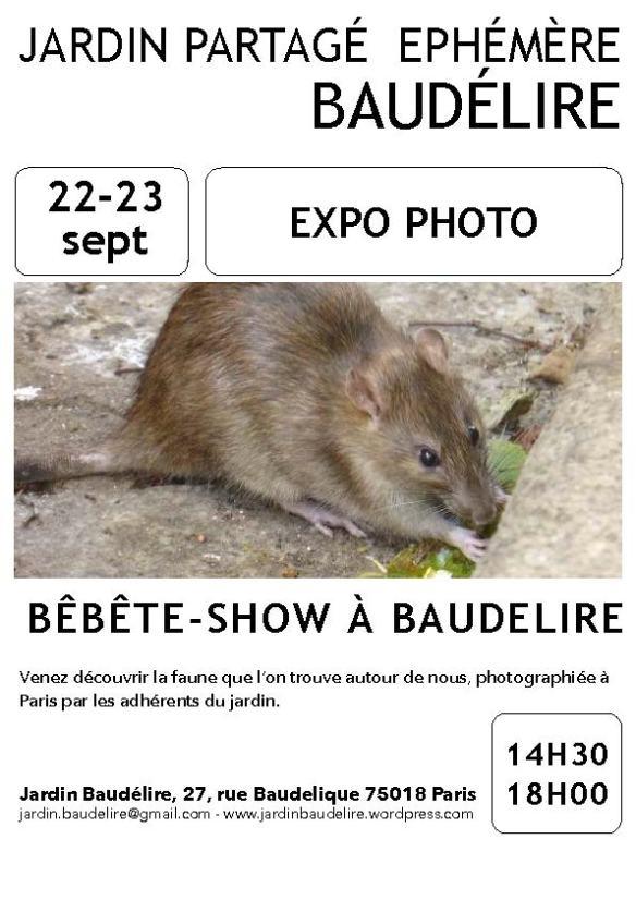 Affiche 22-23 sept Baudélire