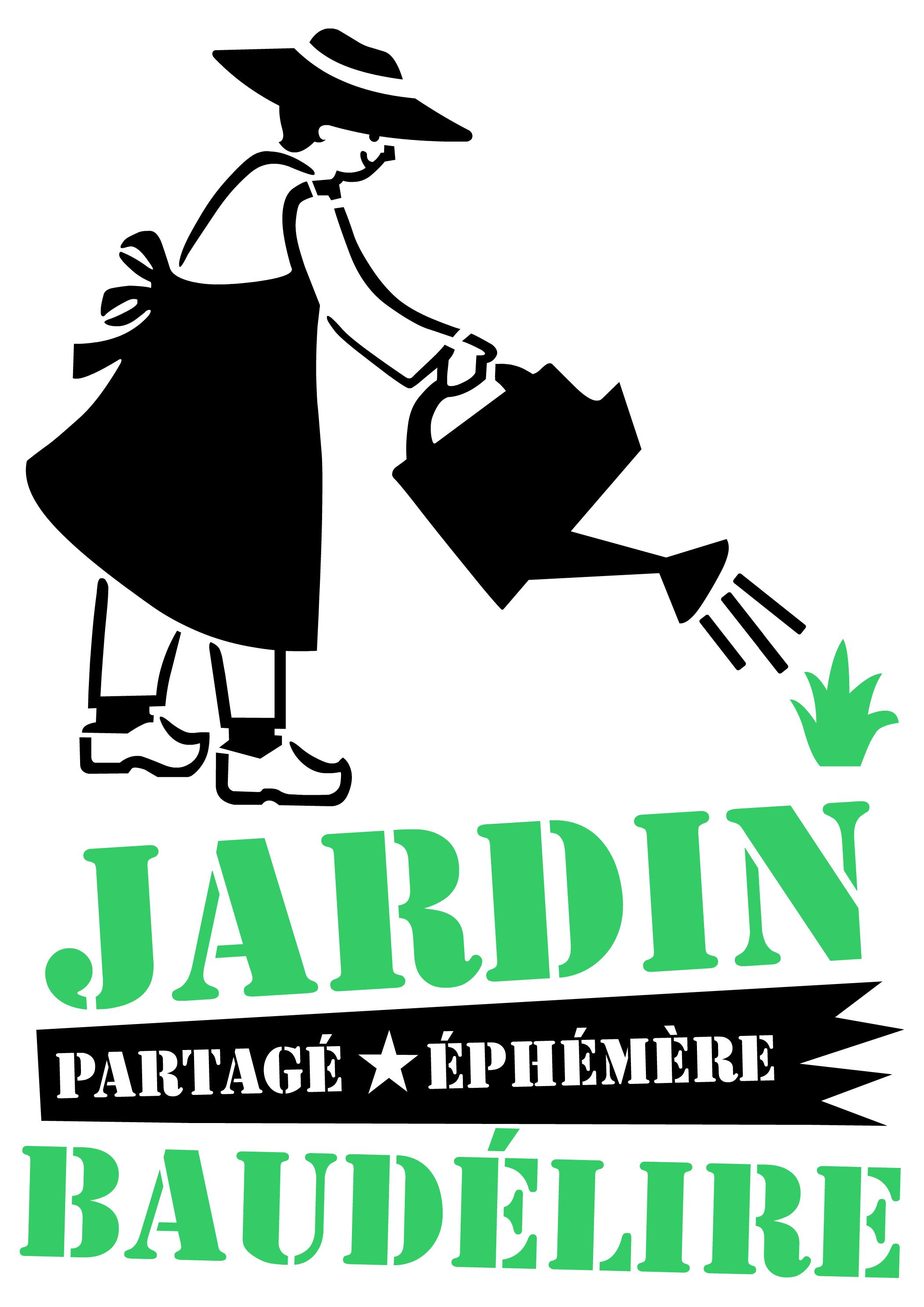 Jardin Partagé Baudélire